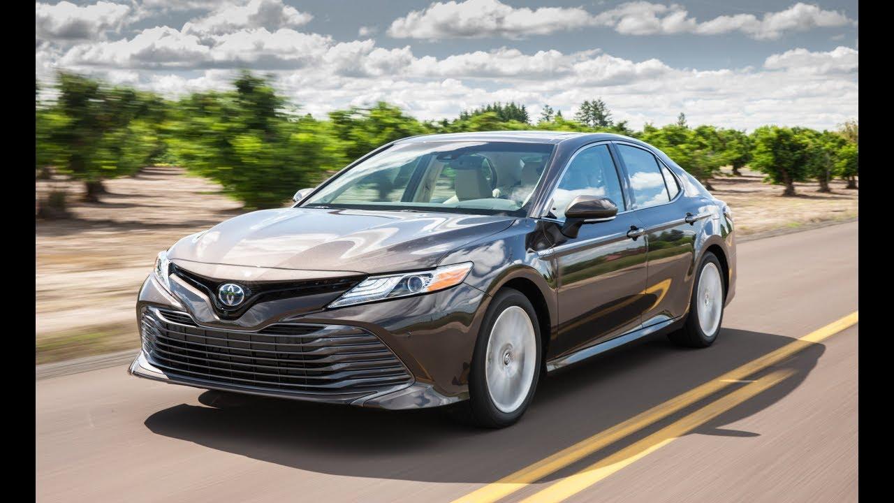 Toyota Camry - Большой тест-драйв (б/у) / Big Test Drive - Тойота .