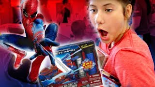 SPIDER-MAN Homecoming Gear Hunt SuperHero Kids