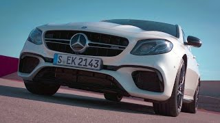 Mercedes-AMG E 63 S 4matic+ designo diamond white bright #amge63s