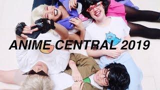 Gambar cover Anime Central 2019 Vlog w/ Homestuck, She-Ra, BNHA, Bojack + more! ✨