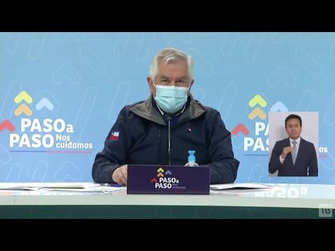 Coronavirus en Chile: reporte Minsal 12 de junio
