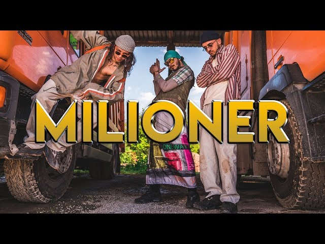V:RGO X TRF - MILIONER (OFFICIAL VIDEO) Prod. by JS