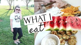 WHAT I EAT IN A DAY | WEIGHT WATCHERS LIFETIME MEMBER | FULL DAY OF EATING