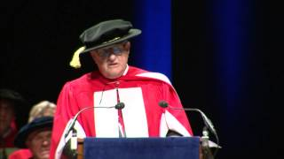 Robert B. Winsor, LL.D - McGill 2014 honorary doctorate address