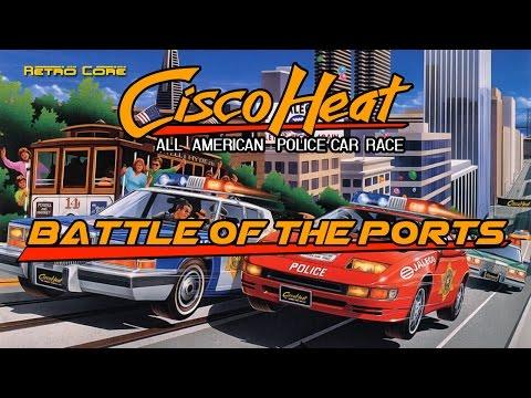 Battle of the Ports - Cisco Heat (シスコヒート) Show #107 60fps