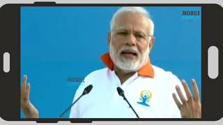 PM Modi Speech at International Yoga Day Celebration | Full Speech | BJP | Yoga Day 2018