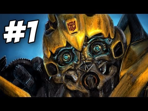 Transformers: Dark of the Moon Walkthrough Part 1 Gameplay Commentary Let's Play (HD)