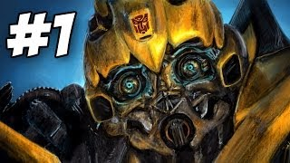 Transformers: Dark of the Moon Walkthrough Part 1 Gameplay Commentary Let
