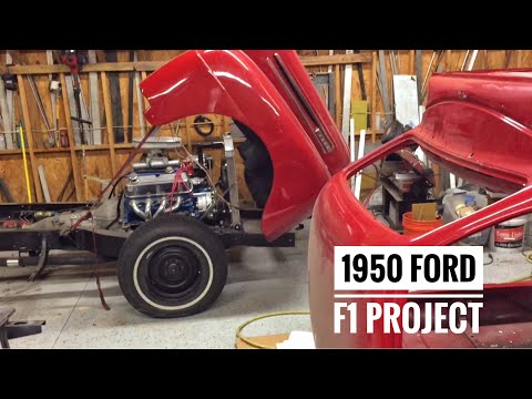My 1950 Ford F-1 Truck Project Ep. 1