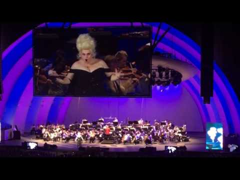 Rebel Wilson as Ursula - Poor Unfortunate Souls - Hollywood Bowl - Little Mermaid Concert