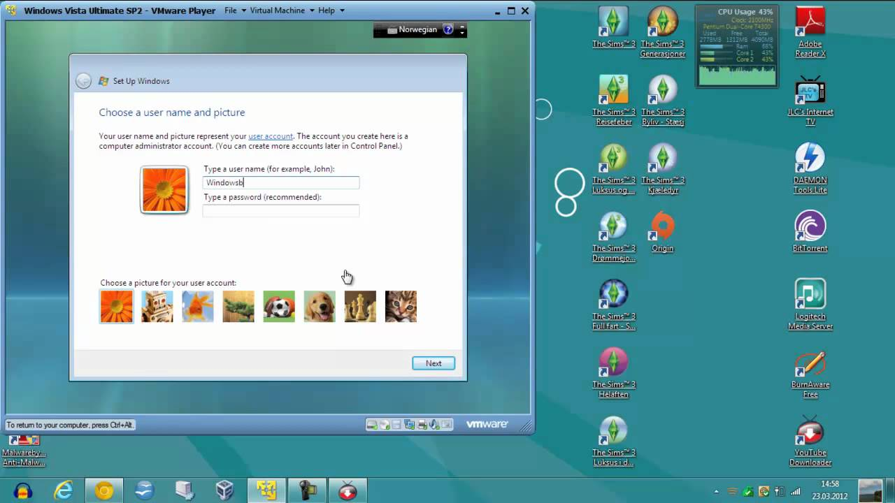 Windows 7 Ultimate - SP1 vs. SP2
