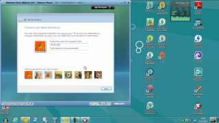 OS: Installation of Windows Vista Ultimate SP2