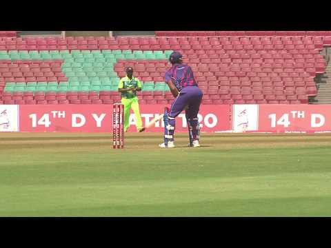 highlights | TATA Sports Club Vs Central Railways | 2018