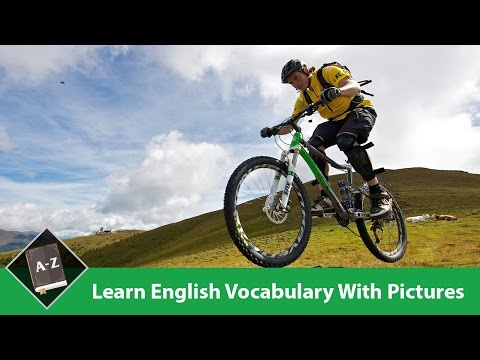Learn English - English Vocabulary - Recreation/ Outdoor Recreation - Part 1/2