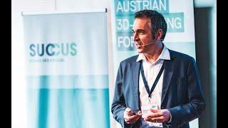 Additive Tooling - Bernd C. Tröster & Thomas Mitterlehner - ©SUCCUS Austrian 3D-Printing Forum 2020
