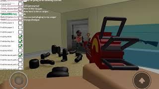 Kill all the killers in Area 51 all gun locations (2019 ROBLOX) (uFFizzi's son)