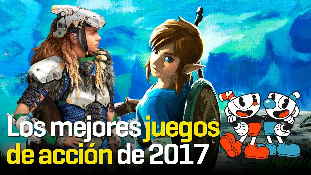 Los 10 Mejores Juegos De Accion Y Aventura De 2017 Para Ps4 Xbox One Switch Y Pc