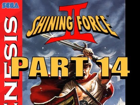 Shining Force 2 Playthrough ( Super Difficulty ), part 14 by AbsoluteZero