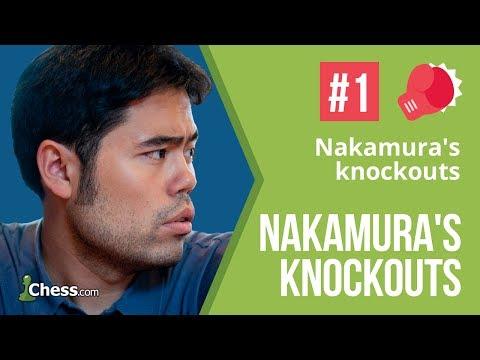 Blitz Chess Legend Hikaru Nakamura's First Stream!
