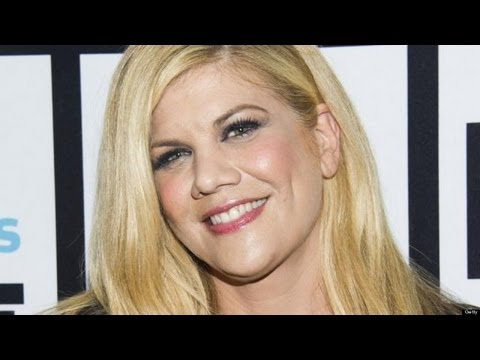 Kristen Johnston's Stomach Blew Up: Drug Addiction  HPL