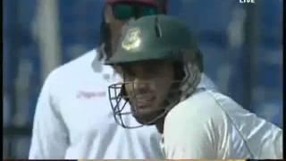 Bangladesh vs Westindies 2nd Test Day 1 2012 FULL HIGHLIGHTS November 21