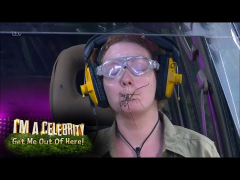 Bushtucker Trial: Vanessa and Jennie Sing for Stars | I'm A Celebrity... Get Me Out Of Here!