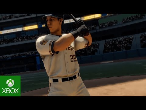 R.B.I. Baseball 20 Gameplay Trailer