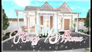 Bloxburg: Cozy Tiny Home
