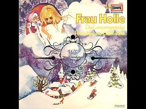 Frau Holle - Hörspiel - Märchen - EUROPA