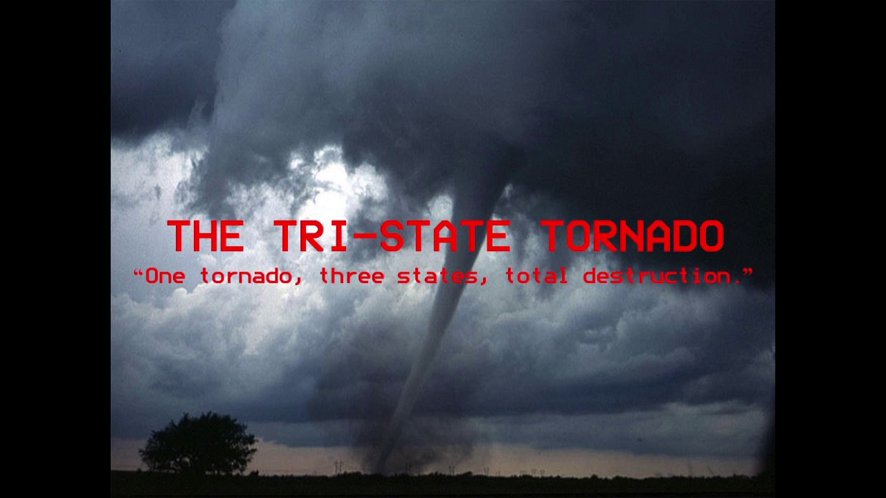 the tri state tornado one of the