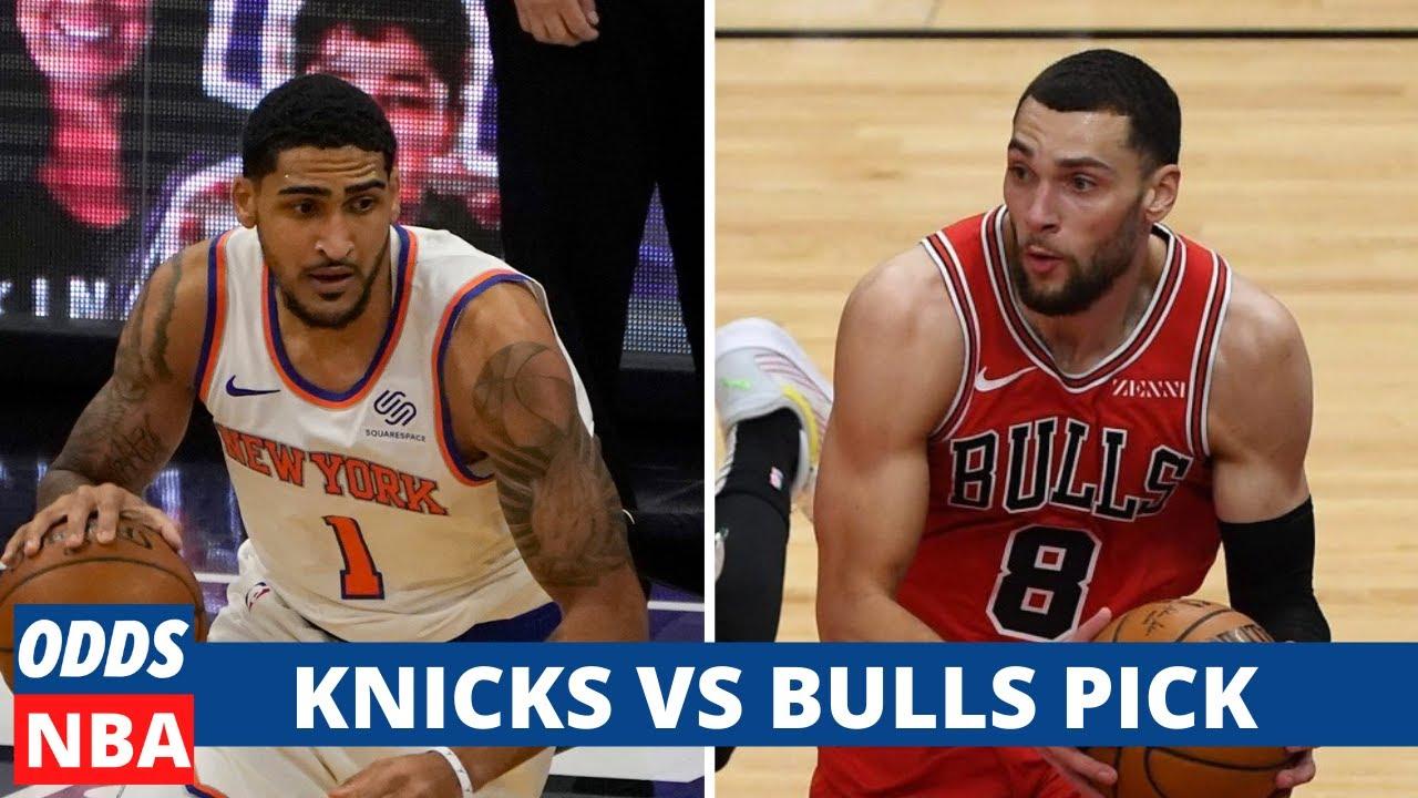 knicks vs bulls betting pick