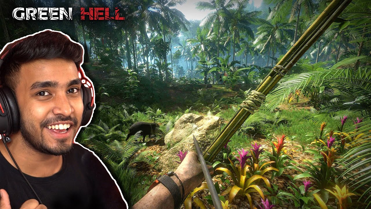 Download LET'S GO ON AMAZON JUNGLE ADVENTURE   GREEN HELL GAMEPLAY #1