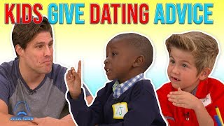 Junior Love Officers:  Kids Give Dating Advice