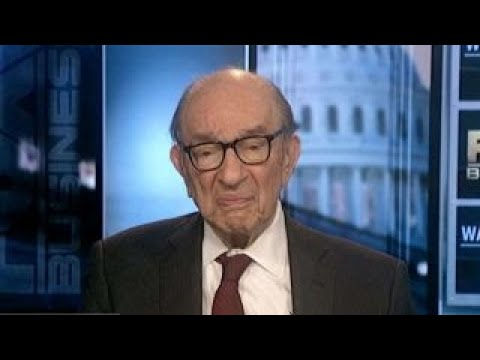 Alan Greenspan: US productivity growth has been slowing down
