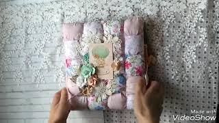 Обзор детского поп-ап альбома с обложкой в виде одеяла бон-бон от Елены Великановой