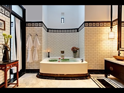 Top Hotel in Thailand - The Siam Bangkok (FULL HD)
