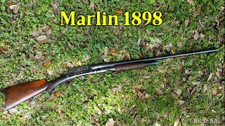 Takedown: Marlin Model 1898