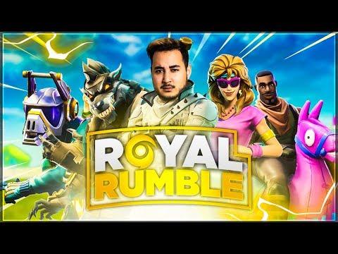 LE PLUS GROS TRICHEUR DU ROYAL RUMBLE !!! (Saison 2 - Ep.1) thumbnail