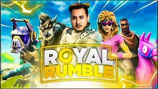 LE PLUS GROS TRICHEUR DU ROYAL RUMBLE !!! (Saison 2 - Ep.1)