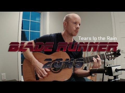 Blade Runner 2049: Tears In the Rain (Hans Zimmer, Benjamin Wallfisch) for guitar + TAB