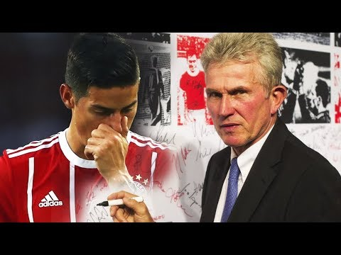 DT del Bayern revela problema de James | Un colombiano por el Balón de Oro / Messi y Neymar también