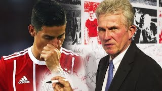 DT del Bayern revela el problema de James | Falcao, Messi, Ney... por el Balón de Oro