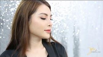 Trang điểm cô dâu Hà Nội phong cách tự nhiên - bride Thu Hiền