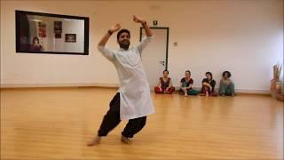 Naino wale ne/ Italy workshop 2018 / Padmavat / Deepika padukone / shahid kapoor/Hemant Devara