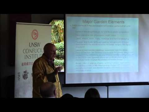 Adjunct Professor Gavan McDonell: The Quest for Paradise: The history and design of the Classical Ch