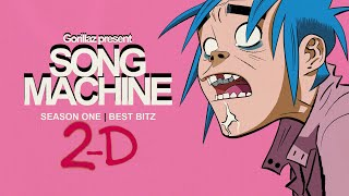 Gorillaz presents 2D's Best Bitz from Song Machine Season One