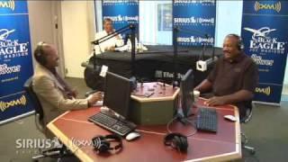 Jim brown's talks ali vs. wilt chamberlain // siriusxm