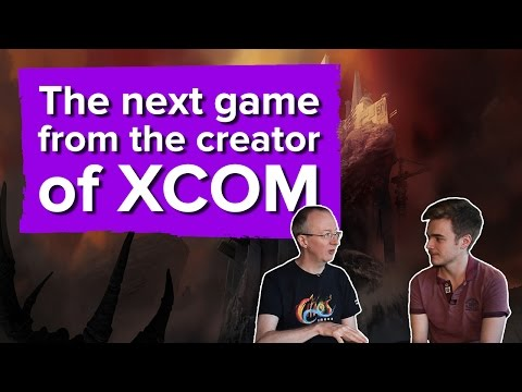 We ask the creator of X-COM about his next game, Phoenix Point