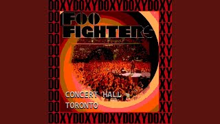 Provided to YouTube by Believe SAS Enough Space (Live) · Foo Fighte...