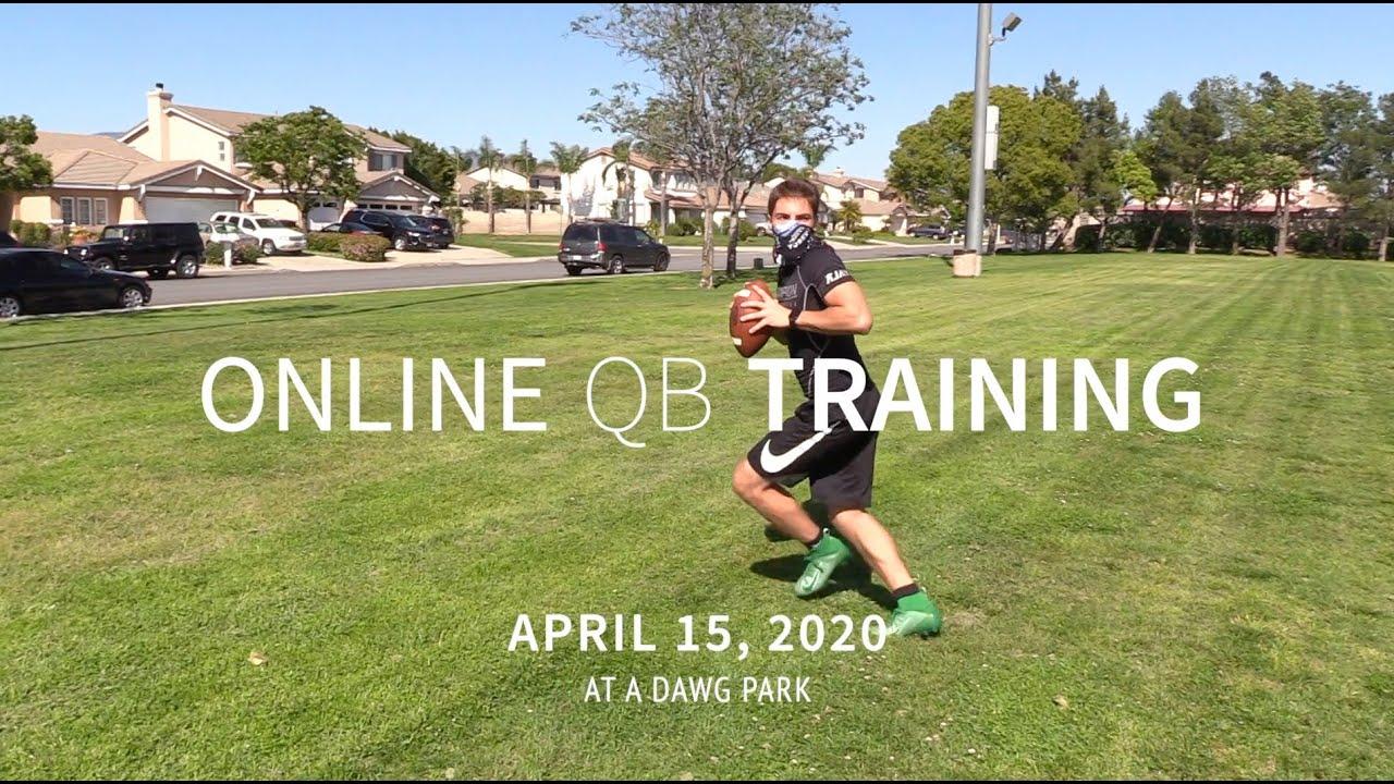 Online QB Training with Coach Rix